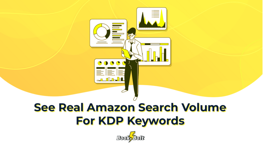 See Real Amazon Search Volume
