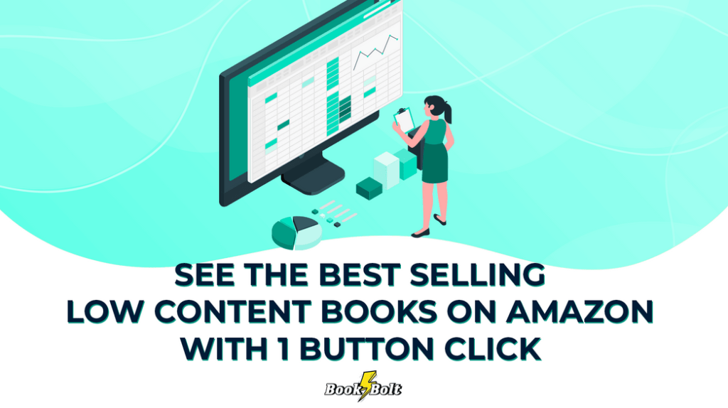 Find Best Selling Low Content Books