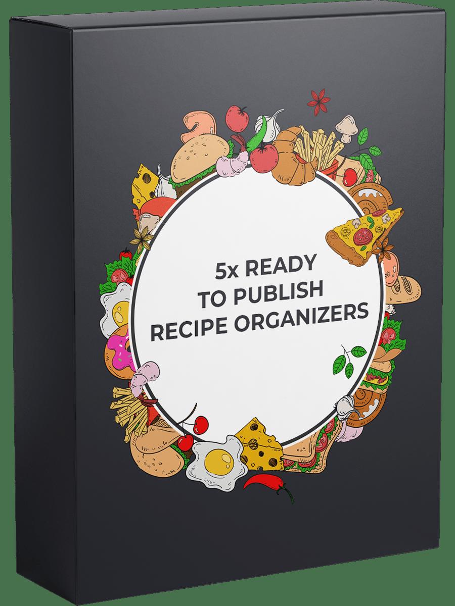 5 Recipe Organizers