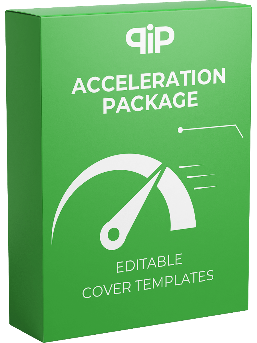 Editable Cover Templates