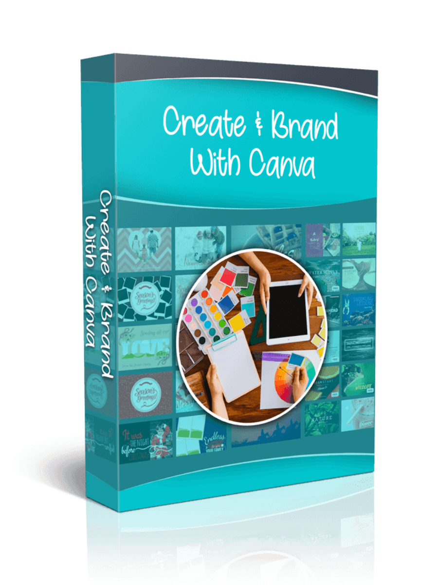 Create & Brand With Canva